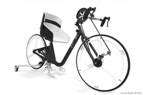 GBJo vélo paraplégiques