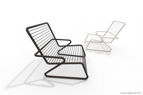 Wire fauteuil v1