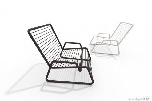 Wire fauteuil v2